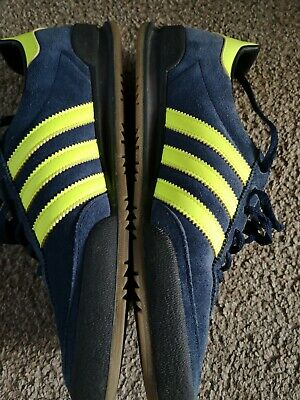 Adidas jeans trainers size 7