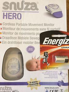 Snuza Hero Baby Monitor Penshurst Hurstville Area Preview
