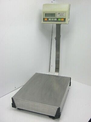 Ad Fw-31k Platform Scale 31kg Or 60lb Capacity W 0.01 Resolution