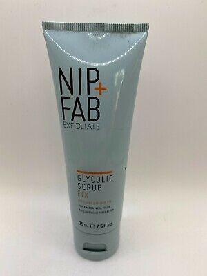 Nip Fab Exfoliate – Glycolic Scrub Fix 75ml