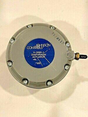 Johnson Controls Pneumatic Valve Actuator With Exposed Yoke V-3000-1