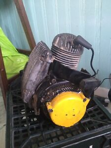"""90cc 2 Cycle Engine with Clutch for 1/2"""" Belt $30"""