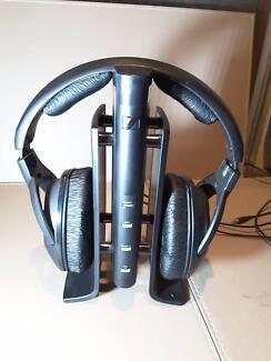 QUALITY ... SENNHEISER HDR 170 Rechargeable Headphones ...