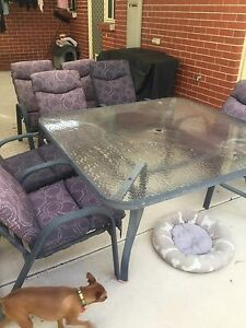 OUTDOOR DINING SETTING Ingle Farm Salisbury Area Preview