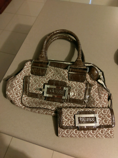 Guess Handbags Purses