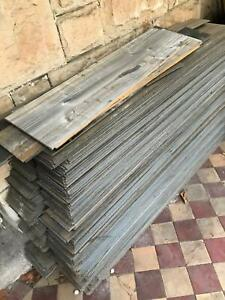 Wooden look Floating floor over 120 pieces approx. 18 square metres
