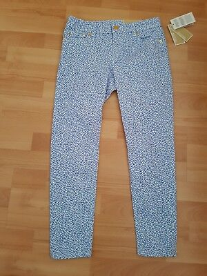Gorgeous Michael Kors Cropped Skinny Jeans, size UK6 - brand new with...