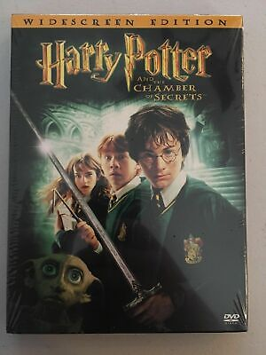 Harry Potter and the Chamber of Secrets (DVD 2-Disc) NEW SEALED #1073