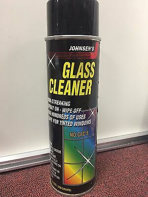 Glass Cleaner Non Streaking (Glass Cleaner Non-Streaking Spray On-Wipe Off Hundreds Of Uses No CFC'S 19 oz. )