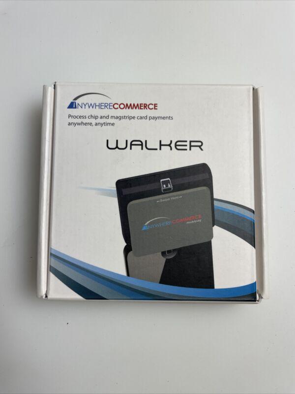 Anywhere Commerce WALKER EMV CHIP Mobile MAGSTRIPE Card Reader/Swiper