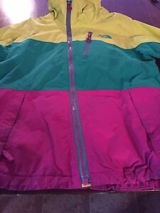 Ladies north face winter jacket