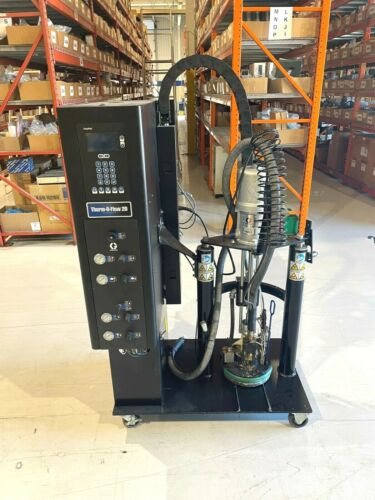 Graco Therm-O-Flow 20-02 Hot Melt Dispensing System, T420FB, Series C08C