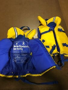 Pair of Roots Life Jackets