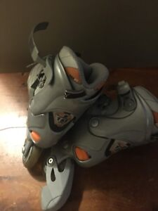 Ladies size 6 fire fly rollerblades new