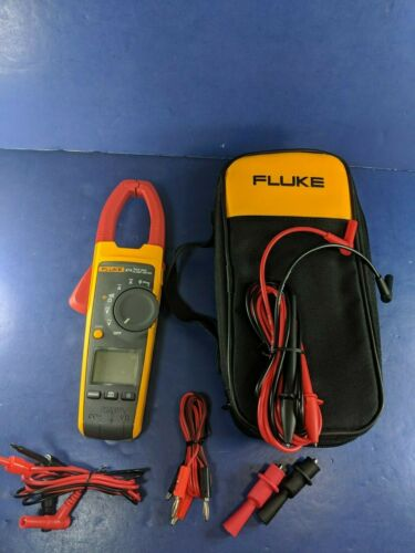 New Fluke 374 AC DC Clamp Meter Multimeter