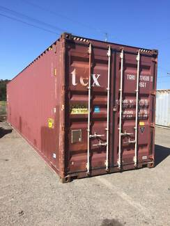 Cargo Worthy 40FT High Cube Shipping Container Gympie QLD Gympie Gympie Area Preview