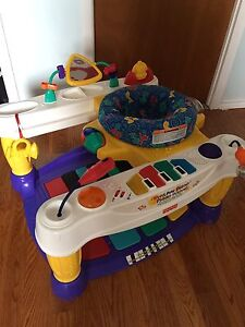 Exersaucer step and play piano