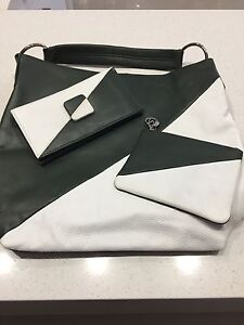 Manzoni Leather Hand Bag Brand New Fremantle Fremantle Area Preview