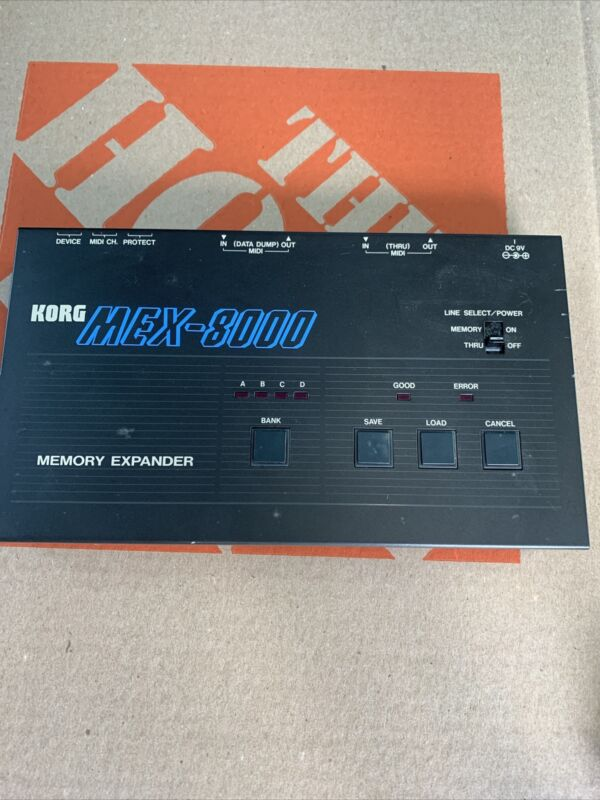 Korg MEX-8000 Memory Expander
