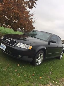 Clean 2004 Audi A4 1.8T with low km