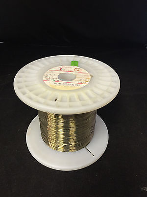 California Fine Wire Company 500ft Nickel Plated