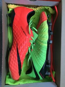 Nike hypervenom phantom 3 cleats size 10.5