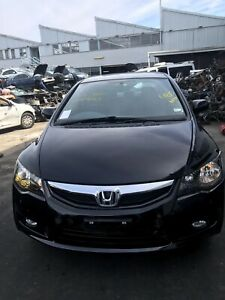 Wrecking Honda Civic FD Serise II 2011 , parts and panel for sell West Footscray Maribyrnong Area Preview