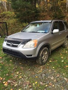 2004 Honda CR-V Fully Loaded! Leather!