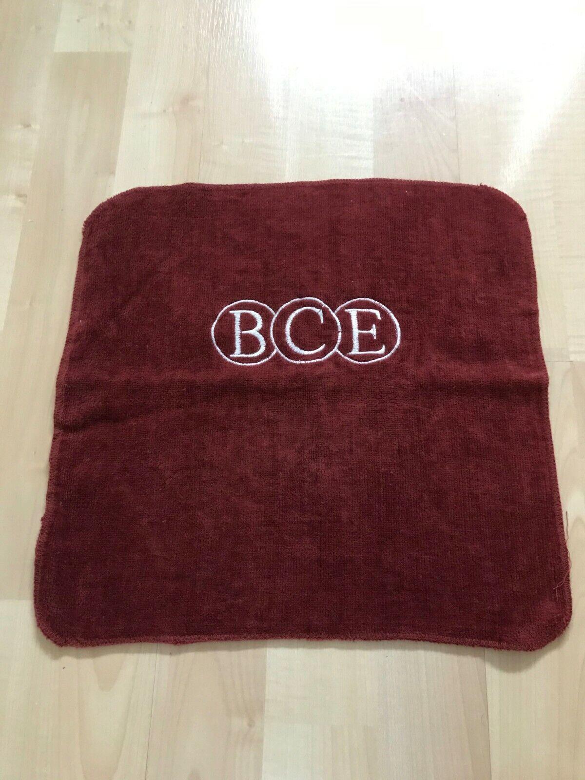 COLLECTORS B-C-E SNOOKER - POOL - BILLIARDS SOUVENIR HAND TOWELLOOK!!!!!!!!!!!