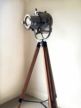 Vintage Industrial Thearte Light with Stand for Home or Office Thornbury Darebin Area Preview