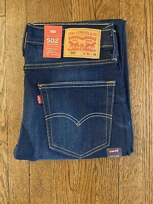 Levis 502 Mens 2 Way Strech 31X30