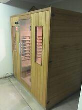 Infrared sauna 4 person Kelvin Grove Brisbane North West Preview