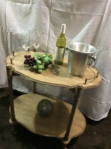 Serving cart/tray