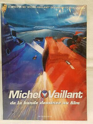 Michel Vaillant - De la bande dessinée au film - Graton - Première édition