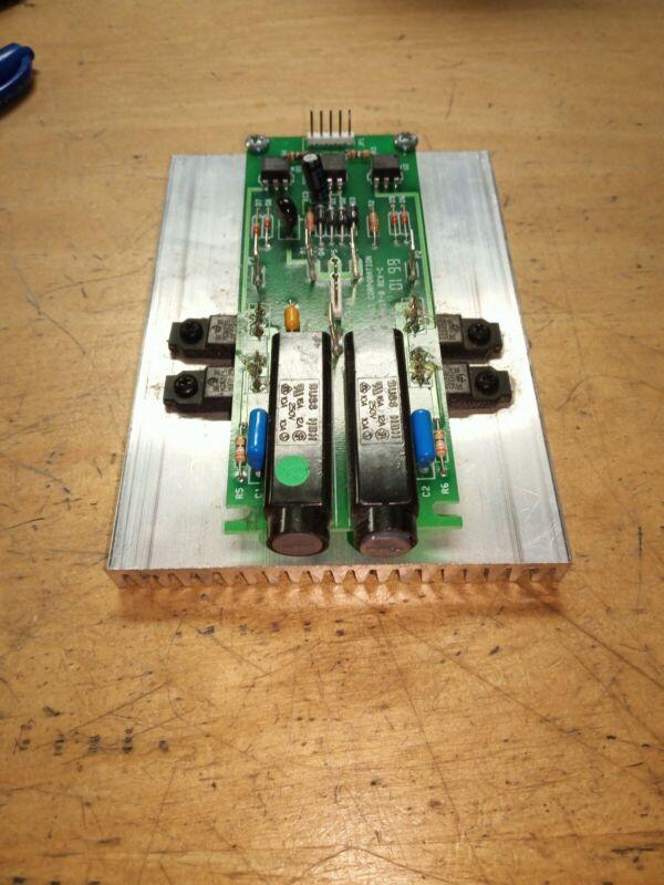 NSI DDS 6000 Leviton Dimmer PCB