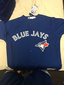 Blue Jays authentic Jersey Blue