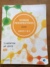 Human Perspectives ATAR Units 1 & 2 Cottesloe Cottesloe Area Preview