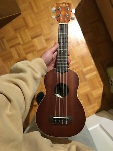 BARELY USED - KALA UKULELE