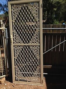 Screen door with keys Lyneham North Canberra Preview