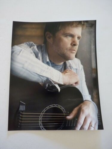 Richie McDonald Country Music 8x10 Color Promo Photo #2