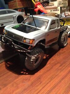 Axial rims & Ripsaw tires