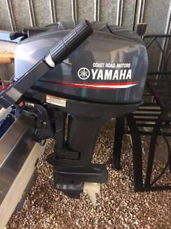12ft Boat & Trailer with  Yamaha Motor
