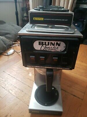 1985 Bunn Omatic St-15 Coffee Maker