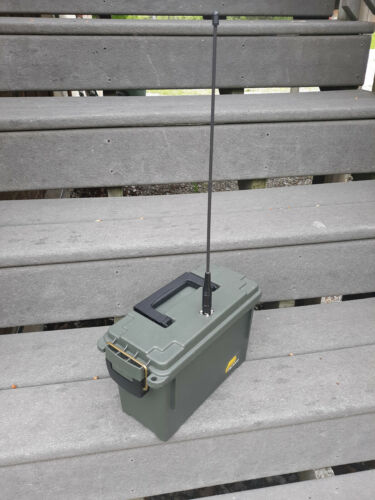 Tactical Radio Repeater - Crossband  VHF/UHF - Self Contained