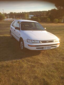 1996 corolla for sale