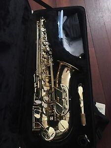 Keilwerth SKY Concert Alto Saxophone & Black Stand Gladesville Ryde Area Preview