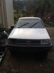 Toyota Corolla Wrecking Hobart CBD Hobart City Preview