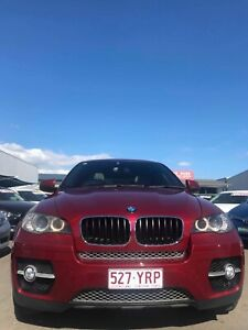 2008 BMW X6 xDRIVE 35i Automatic SUV Coopers Plains Brisbane South West Preview