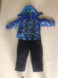 3t winter coat and ski pants new