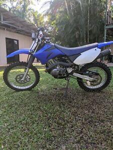 2016 Yamaha TTR-125LE